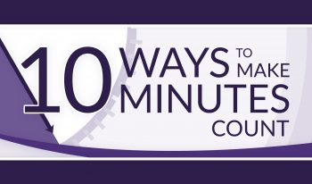 10 Ways to Make 10 Minutes Count