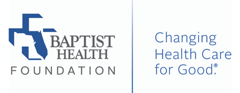 Logo Baptist Health Foundation