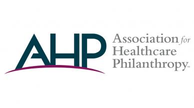 Association for healthcare philanthropy ahp vector logo